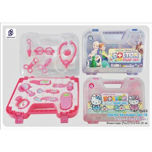 Foto Produk Mainan Dokter Dokteran DR 12 Mainan Edukasi Anak dari TOYSCORNER INDONESIA
