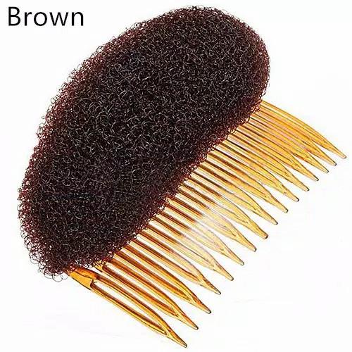 Foto Produk cepolan sasak / hairbun / hair bun sasak - Brown dari supermurah88