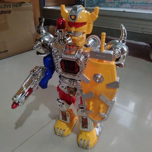 Foto Produk Mainan Robot Light & Sound Eksklusive dari Suplier Mainan