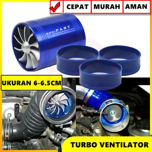 Foto Produk promo double turvent turbo ventilator simota import dari Modifikasi Market