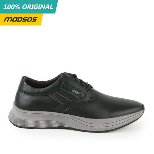 Foto Produk Sepatu Sneakers Pria Watchout Original 156 Black dari Modsos