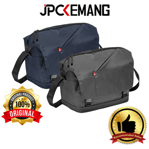 Foto Produk Manfrotto NX Messenger V2 Camera Bag for DSLR / CSC - Abu-abu dari JPCKemang