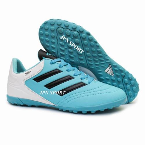 Foto Produk Sol Gerigi!! Sepatu Futsal Adidas Copa Kualitas Grad Ori Best Seller - Hitam, 42 dari RUMAH SPORT ONE