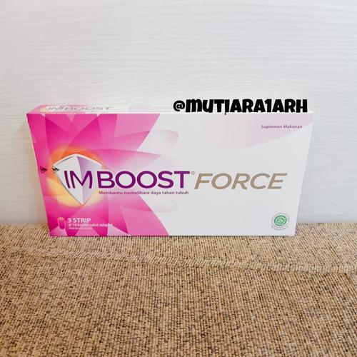 Foto Produk IMBOOST FORCE BOX 30 TABLET dari MUTIARA 1 ARH