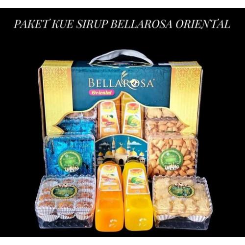 Foto Produk Paket Parcel Kue Kering Lebaran Bellarosa Oriental dari reynaldo-tan