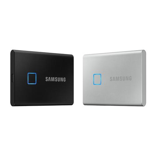 Foto Produk SSD Samsung T7 1TB Touch External T-7 1 TB Solid State Drive dari PojokITcom Pusat IT Comp