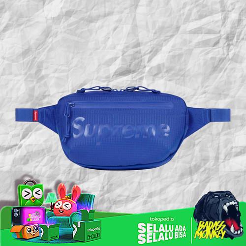 Foto Produk SUPREME WAIST BAG SS21 ROYAL ORIGINAL SUPREME dari Badass Monkey Indonesia