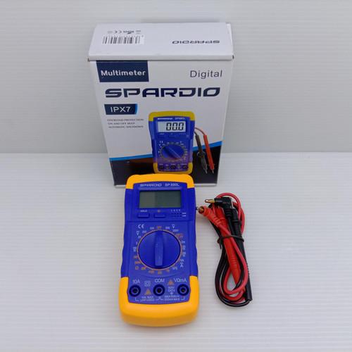 Foto Produk SPARDIO AVOMETER DIGITAL SP880L dari ElectricalMART ID