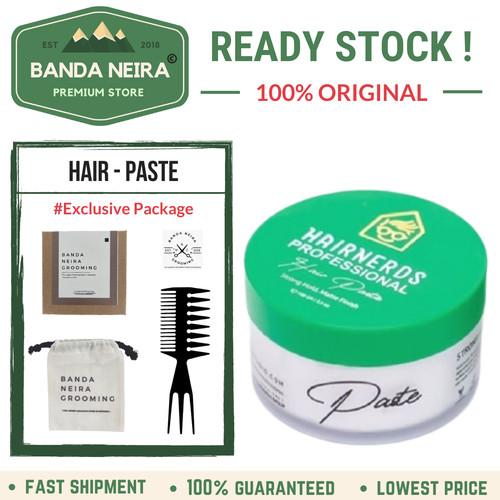 Foto Produk Hairnerds Professional Hair Paste Original Lokal Murah Pomade dari Banda Neira Store