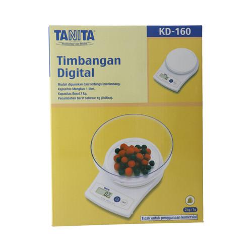 Foto Produk TIMBANGAN TANITA 2 KG KD160N dari TitanBaking