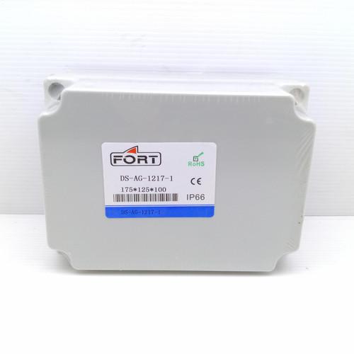 Foto Produk FORT Junction BOX / Duradus 175x125x100 Polos Abu-abu PVC dari ElectricalMART ID