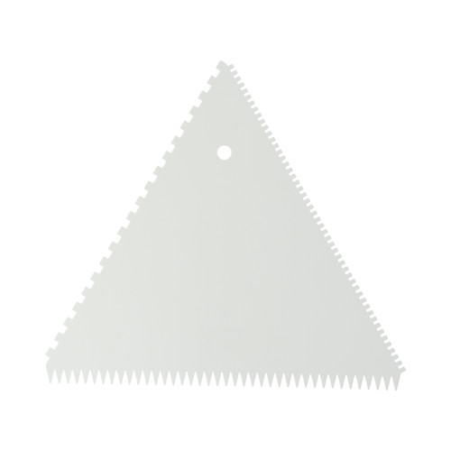 Foto Produk PLASTIC DECORATING COMB SN4083 / SCRAPPER dari TitanBaking