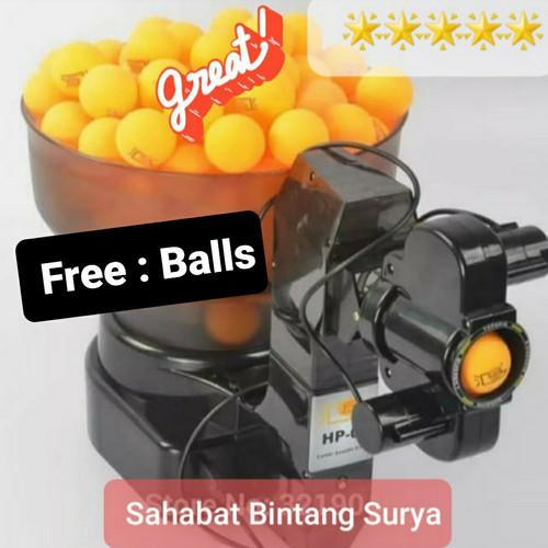 Foto Produk NEW !!! Robot Pingpong /Machine Ball with 36 spins dari Sahabat Bintang Surya