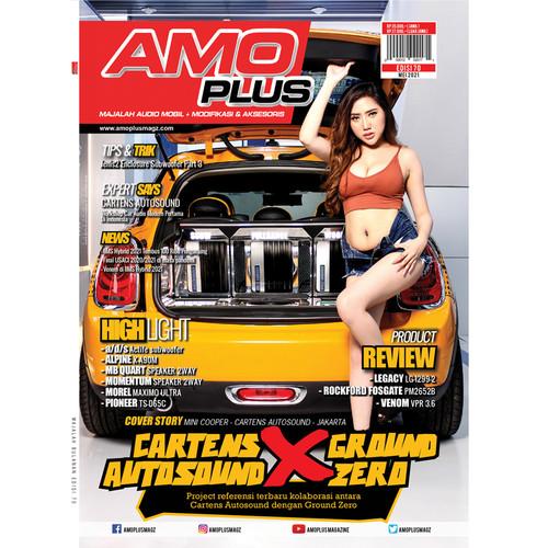 Foto Produk AMOPLUS MAGAZINE EDISI MEI 70 dari AmoPlus Magazine
