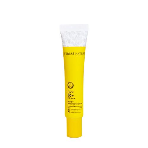 Foto Produk I Trust Nature Honey Sun Protection SPF 50+ / PA+++ Sunscreen dari I Trust Nature Official