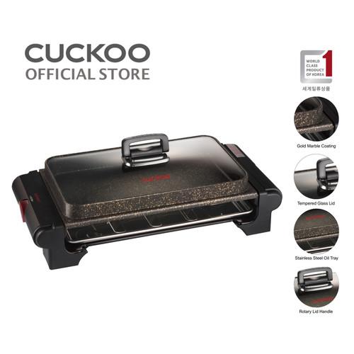 Foto Produk CUCKOO CG-252 Barbeque Party Electric Grill Pan, No. 1 IN KOREA dari CuckooIndonesia