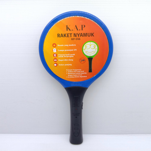 Foto Produk RAKET NYAMUK SHIGEN KP-556 MINI CHARGE dari ElectricalMART ID