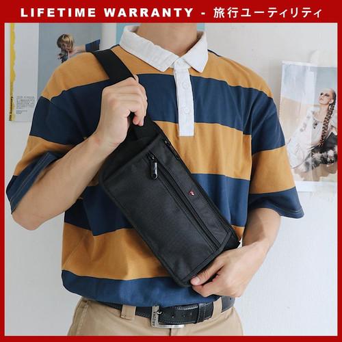 Foto Produk WAIST BAG TFG NEVILLE 410 BLACK dari TFG (Taylor Fine Goods)