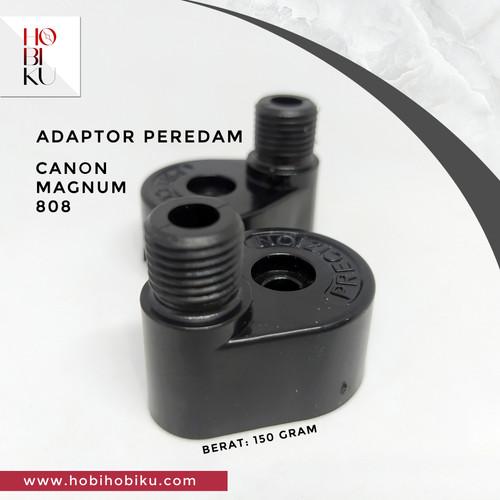 Foto Produk Adaptor Peredam Canon Magnum 808 dari HOBIHOBIKU