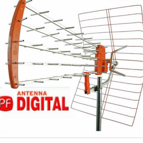 Foto Produk Antenna TV Digital PF-5000 S/Antenna TV OutDoor dari ElectricalMART ID