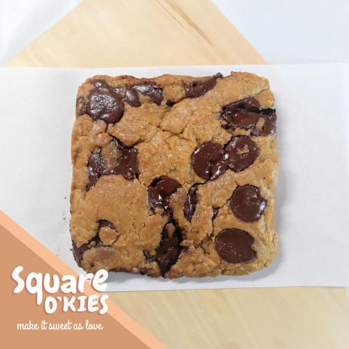 Foto Produk Dark Chocolate Soft Cookies Square O'kies dari Square O'kies