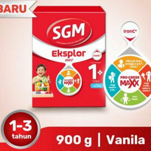 Foto Produk SGM 1+ Madu / Vanila 900 gram - Honey dari Elines Store
