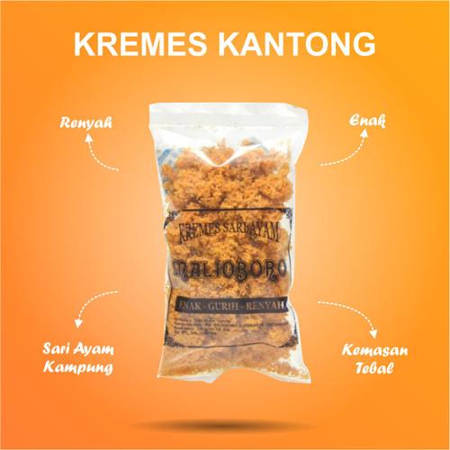 Foto Produk Kremes Ayam Kantong dari Kremes Ayam Malioboro