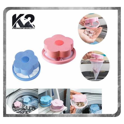 Foto Produk Saringan Mesin Cuci Kantong / Filter Penyaring Kotoran Pakaian - Random dari K2 Official Store