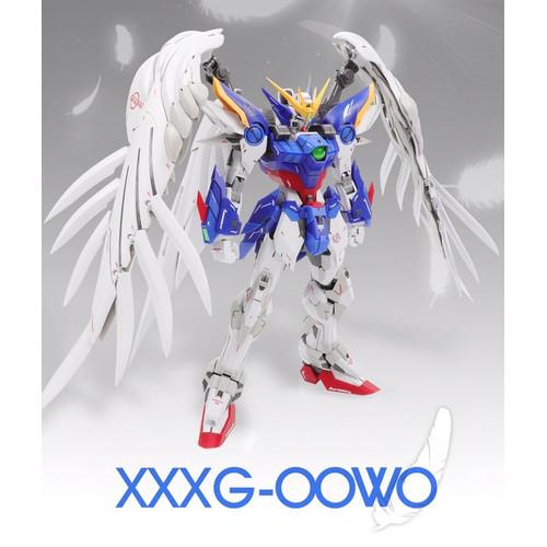 Foto Produk Wing Zero Custom Gundam MG Supernova dari Charu Toys