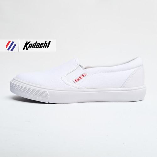 Foto Produk Sepatu Kodachi Slip On Riviera Putih dari yk raya