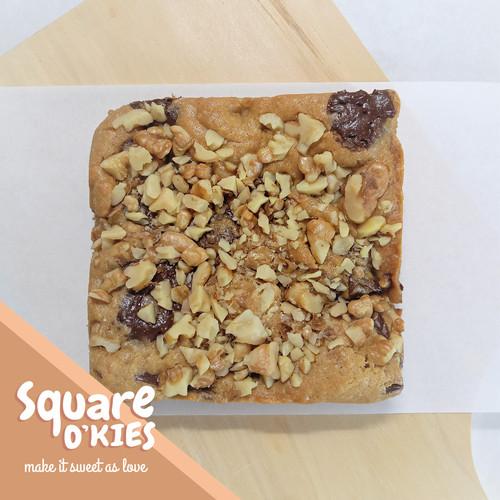 Foto Produk Walnut Chocolate Soft Cookies Square O'kies dari Square O'kies