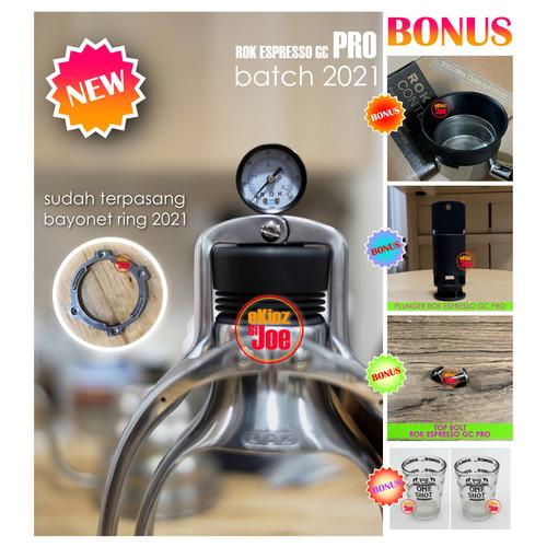 Foto Produk ROK ESPRESSO GC PRO 2020 Coffee Maker PRESSO GC PRO 2020 dari eKioz Si Joe