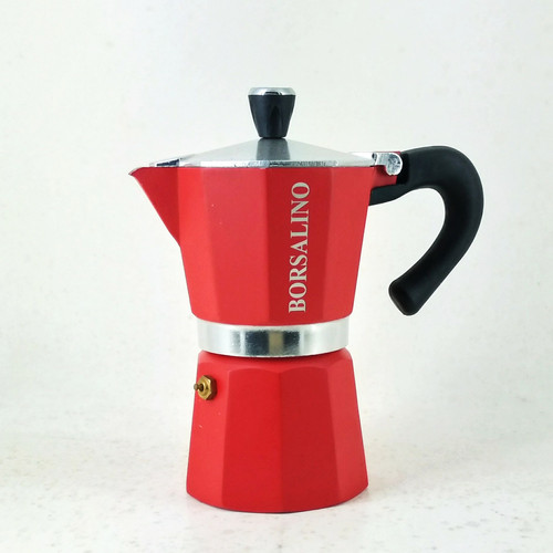 Foto Produk Borsalino Cottura Moka Pot Coffee Maker for 6 Cups dari Kopi Jayakarta