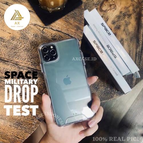 Foto Produk SPACE Military Drop Tested Case iPhone 11 PRO MAX 12 MINI PRO MAX - IP 11 dari Axcase Indonesia