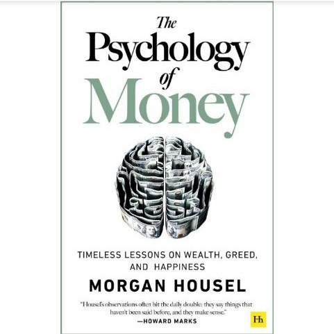 Foto Produk the psychology of money dari ketemubukuonline