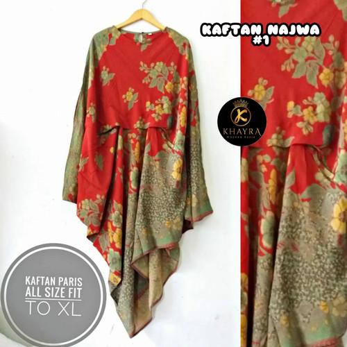 Foto Produk kaftan batik paris perkawis dari Jivan Batik