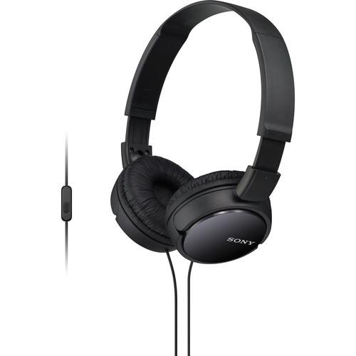 Foto Produk SONY MDR-ZX110AP for Smarphones - Headphone dari Focus Nusantara