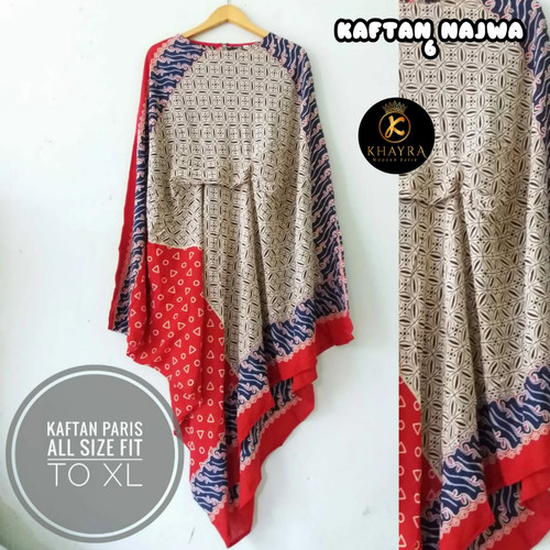 Foto Produk kaftan paris batik parang dari Jivan Batik