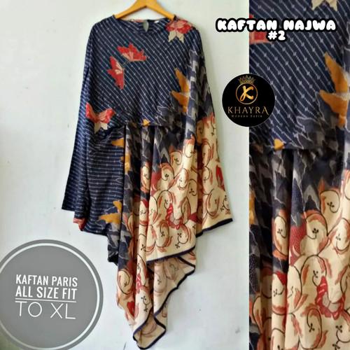 Foto Produk kaftan paris batik astiri dari Jivan Batik
