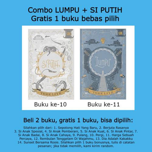 Foto Produk Combo LUMPU + SI PUTIH (Gratis 1 Buku Lain) dari tokobukutereliye
