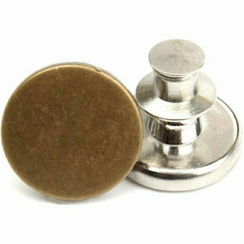 Foto Produk KANCING MAGIC ADJUSTABLE BUTTON READY - Bronze dari CHEAPTHRILLS