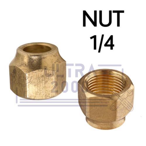 Foto Produk Nut nepel 1/4 dari Ultra 2000