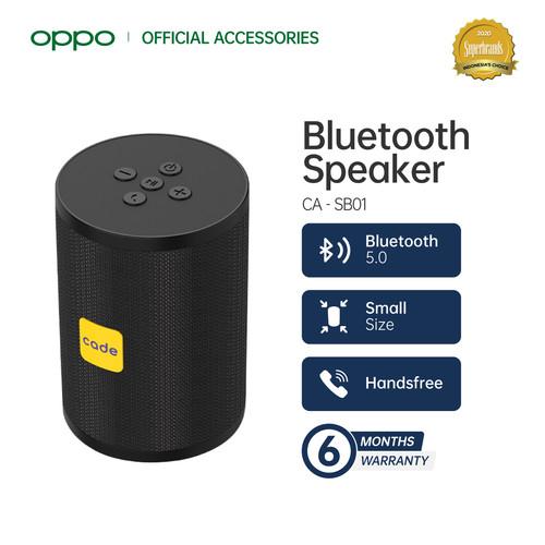Foto Produk CADE Speaker Bluetooth Portable Wireless Super Bass Stereo CA-SB01 dari OPPO OFFICIAL STORE