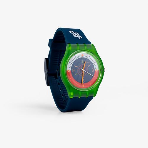 Foto Produk Juno Official - Catalyst Green Navy | Jam Tangan | Watch Unisex dari Geoff Max Official