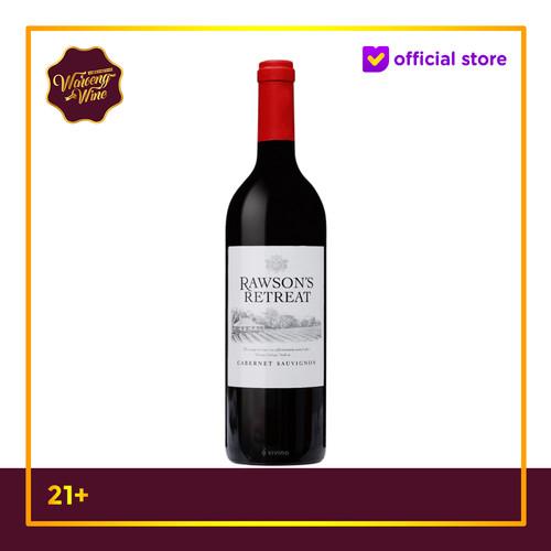Foto Produk Red Wine Rawsons Retreat Cabernet Sauvignon dari Waroeng Wine GS