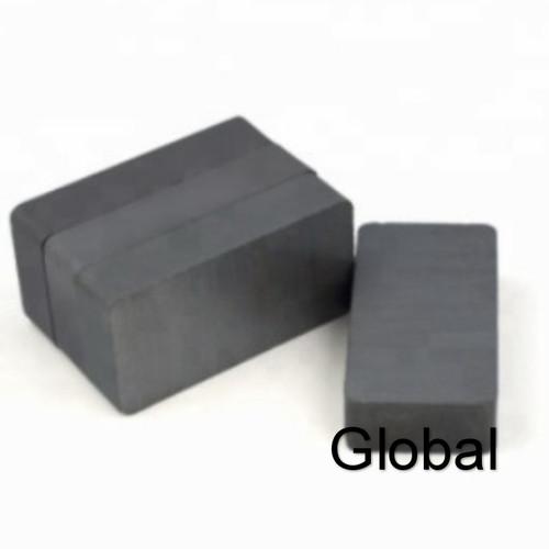 Foto Produk Magnet Ferrite persegi 40x25x10mm dari GLOBAL MAGNET