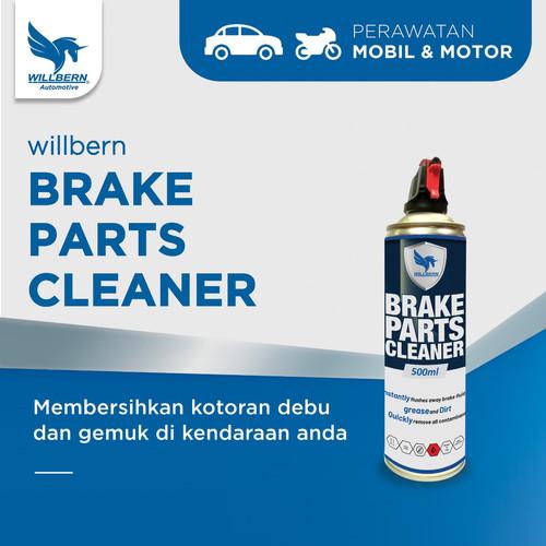 Foto Produk Willbern Brake Parts Cleaner - 500ml dari WillbernOfficial