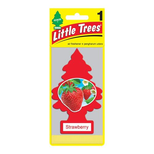 Foto Produk Parfum / Pengharum Ruangan Little Trees Aroma Vanilla Pride - Strawberry dari PELITAWIJAYA