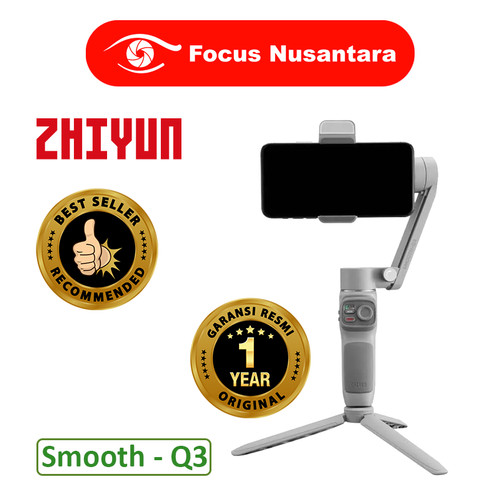 Foto Produk ZHIYUN Smooth Q3 dari Focus Nusantara