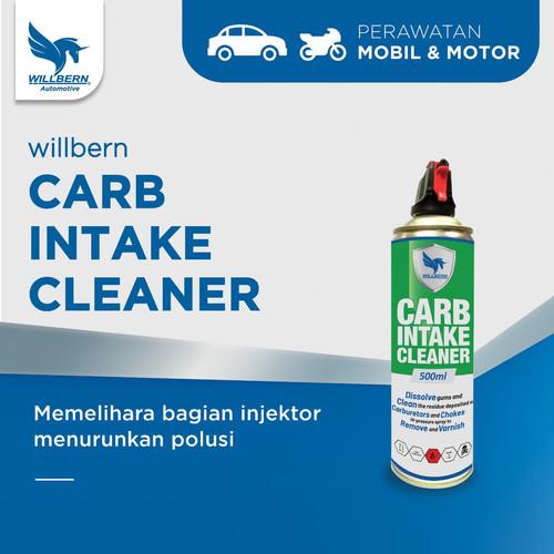 Foto Produk Pembersih Karburator & Injection Cleaner Willbern Carb Cleaner 500ml dari WillbernOfficial